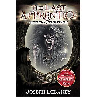 Attack of the Fiend by Joseph Delaney - Patrick Arrasmith - 978006089