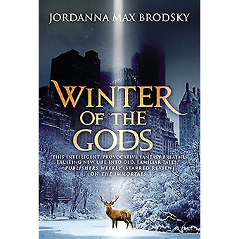Winter of the Gods by Jordanna Max Brodsky - 9780316385916 Book