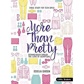 More Than Pretty Student Book - Defining Beauty Through the Lens of Sc
