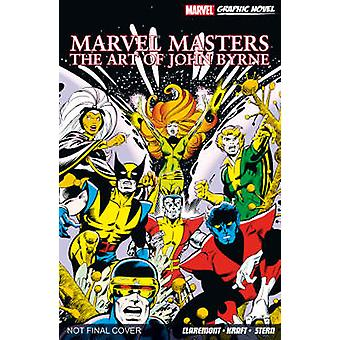 The Art of John Byrne by John Byrne - 9781846534003 Book