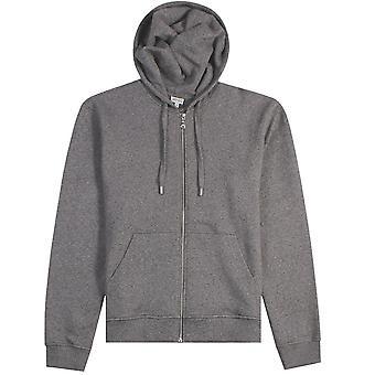 Kenzo Paris logo zip hoodie