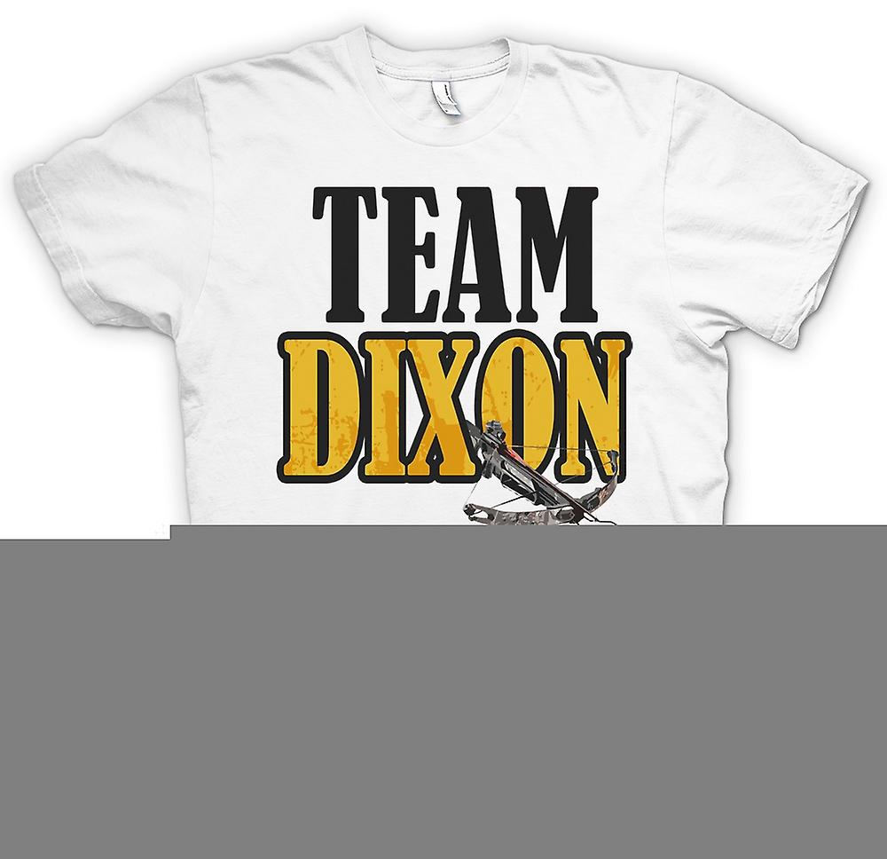 Womens T-shirt - Team Dixon - Crossbow - Funny
