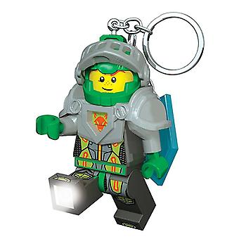 Lego Nexo Knights Aaron Keylight with Shield Power Code