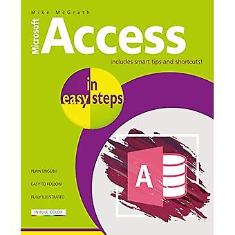 Access in easy steps: Illustrating using Access 2019 (In Easy Steps)