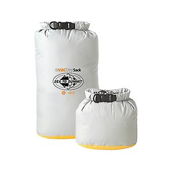 Sea to Summit eVac Dry Sack with eVent Grey/Yellow (20 Litre)