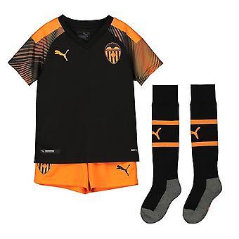2019-2020 Valencia Away Little Boys Mini Kit
