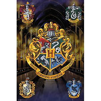 Harry Potter herbami Maxi plakat 61x91.5cm