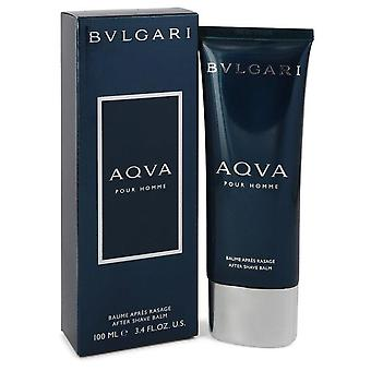 Aqua pour homme na Shave Balm door Bvlgari 100 ml