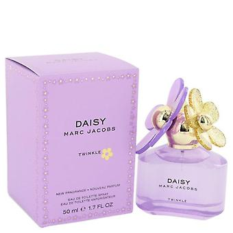 Daisy Twinkle Eau De Toilette Spray By Marc Jacobs 50 ml