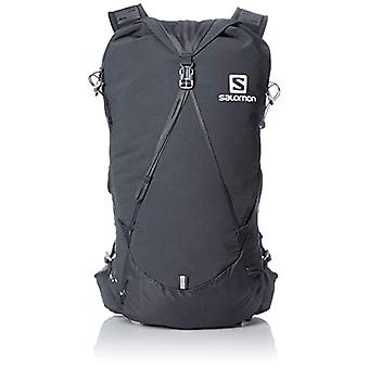 Salomon LC1047800 Out Day 20+4 Zaino con Capacit� di 24 l - Grigio scuro (Ebony) - S/M