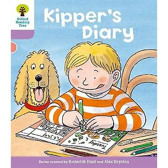 Oxford Reading Tree Level 1+ - First Sentences - Kipper's Diary by Rode