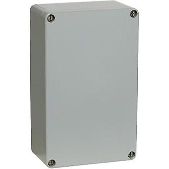 Universal enclosure 252 x 81 x 56.5 Aluminium Silver-grey (RAL 7001, powder-coated) Fibox AL 082506 1 pc(s)