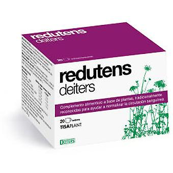 Deiters Redutens Tisaplant 20Sobres (Herbalist's , Infusions)
