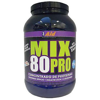 Just Aid 80 Pro-Mix Chocolate Flavor Conc.proteinico