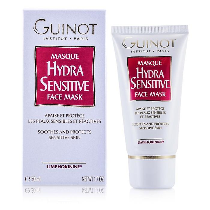 Guinot Masque Hydrallergic - Soothing Mask (Voor Ultra Sensitive Skin) 50ml / 1.7oz