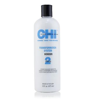 CHI Transformation System fase 2 - Bonder Formula B (per capelli colorati/chimicamente trattati) 473ml / 16oz