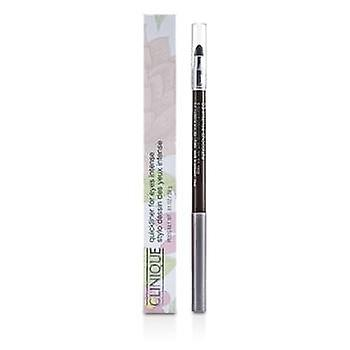 Clinique Quickliner For Eyes Intense - # 03 Intense Chocolate - 0.28g/0.01oz