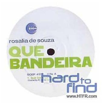 Rosalia De Souza - Que Bandeira [Vinyl] USA import