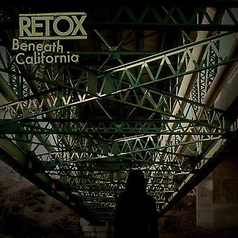 Retox - Beneath California (Includes Download Ca [Vinyl] USA import