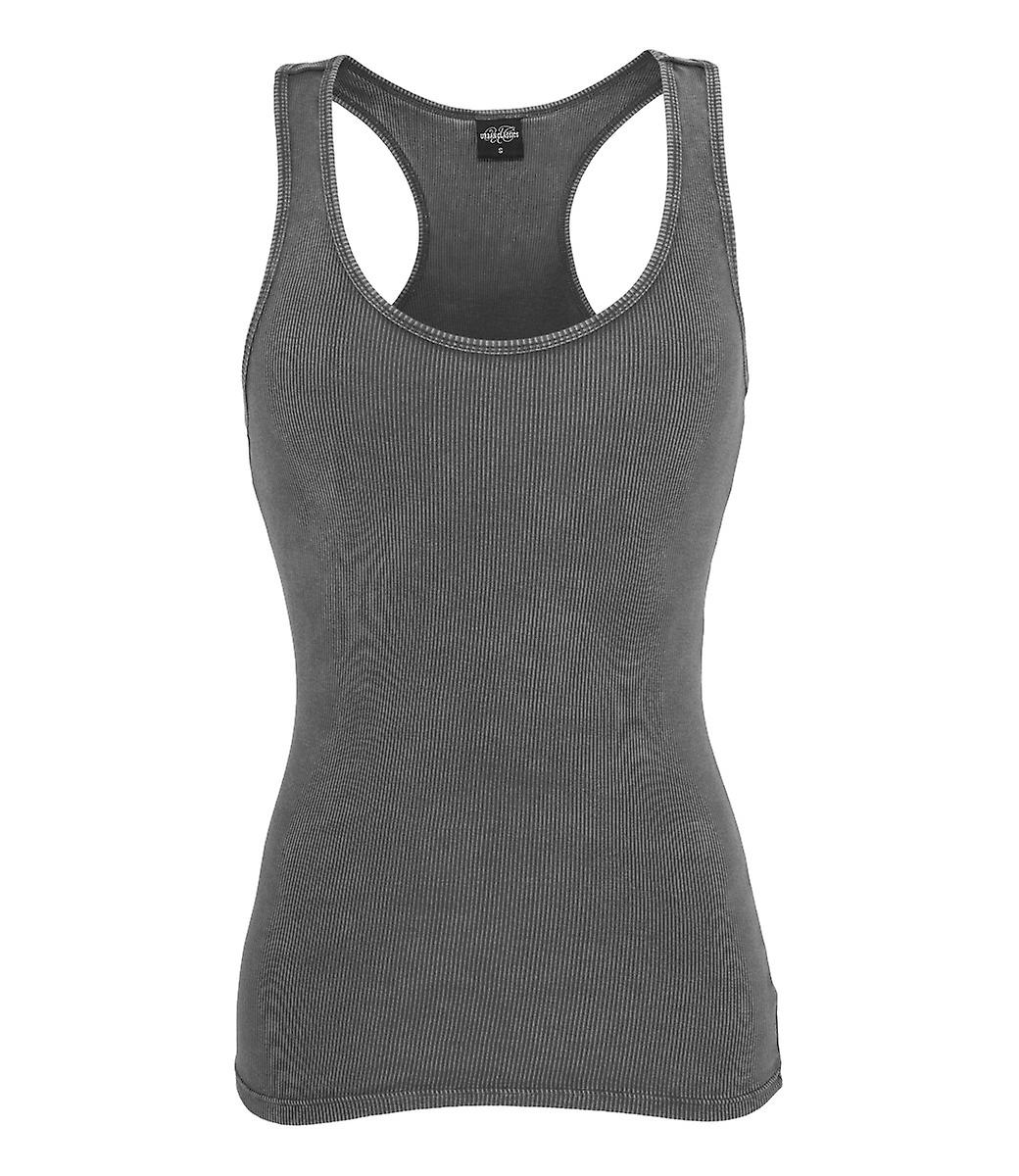 Urban classics ladies faded tank top