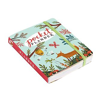 Forest Friends Pocket Planner by Galison