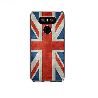 UK Flagge Retro-Cover für LG G6