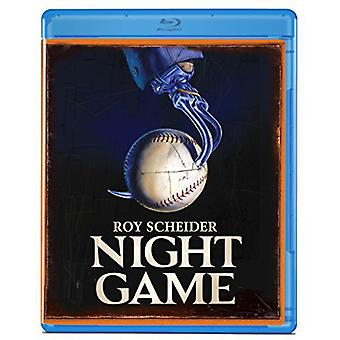 Night Game [BLU-RAY] USA import