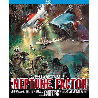 Neptune faktor (1973) [Blu-ray] USA import