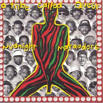 Tribe Called Quest - Midnight Marauders [Vinyl] USA importerer