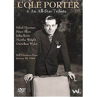 Cole Porter: An All-Star hyllning [DVD] USA import