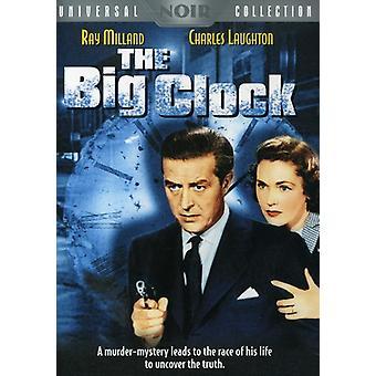 The Big Clock [DVD] USA import