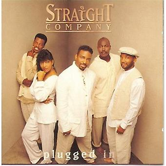 Straight Company - Plugged in [CD] USA import