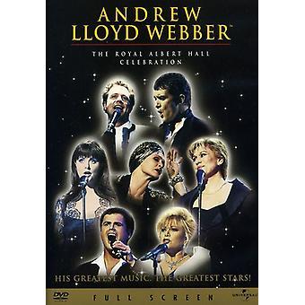 Lloyd Webber, a. - Royal Albert Hall Celebration [DVD] USA import