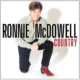 Ronnie McDowell - Country [CD] USA import