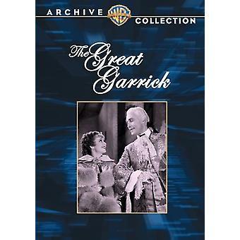 Importer des Grand Garrick [DVD] é.-u.