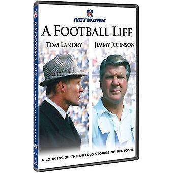 Tom Landry & Jimmy Johnson [DVD] USA importerer