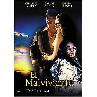 El Malviviente [the Outcast] [DVD] USA import