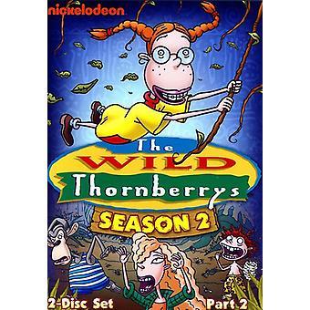 Wild Thornberrys - Wild Thornberrys: Season 2 Pt. 2 [DVD] USA import