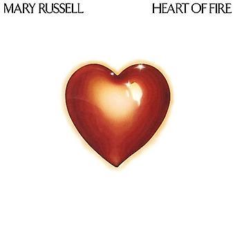 Mary Russell - hjertet af brand [CD] USA import