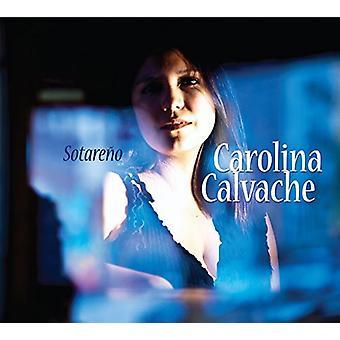 Carolina Calvache - Sotareno [CD] USA importerer