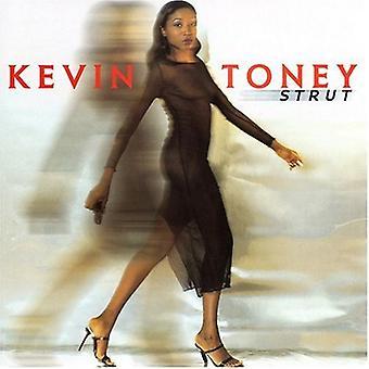 Kevin Toney - Strut [CD] USA import