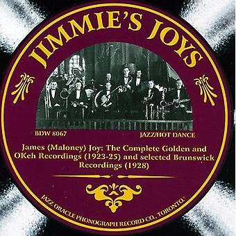 Jimmie Joy - Jimmies glæderne [CD] USA import