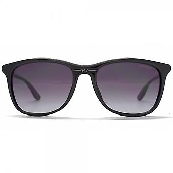 Carrera 6013 Sunglasses In Shiny Black