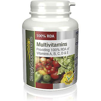 Multivitamins-abcde - 120 Tablets