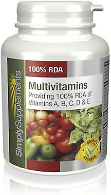 Multivitamins-abcde - 360 Tablets