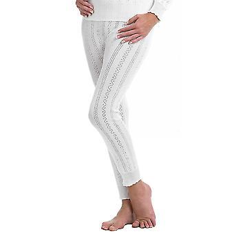 Slenderella Brettles tobillo crema termal pantalón BUW059