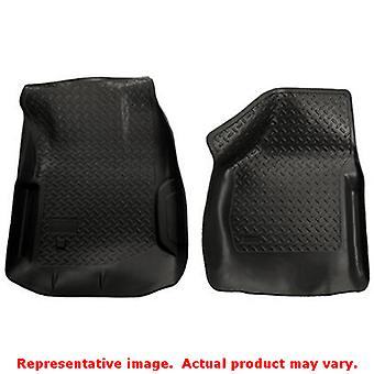 Black Husky Liners # 33851 Classic Style Front Floor Lin FITS:FORD 2000 - 2007