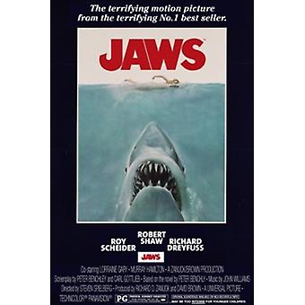 Jaws Movie Poster Print Poster Poster Print