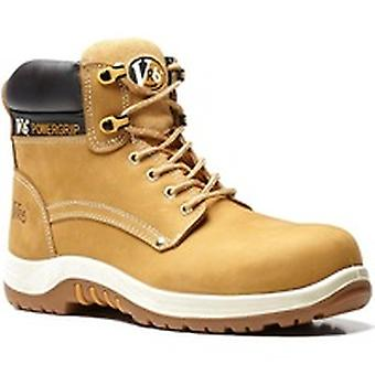 V12 VR602 Puma Honey Nubuck Boot EN20345:2011-S1P Size 10
