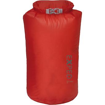 Exped Ultralite Fold Drybag Red (8L)